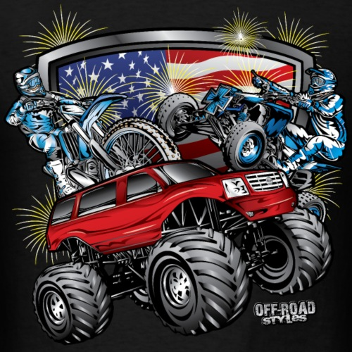 Off-Road 4th of July
