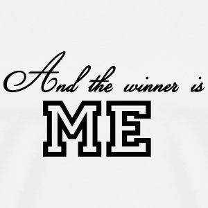 And the winner is (1c) T-Shirts - Men's Premium T-Shirt