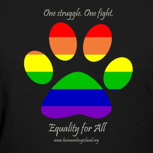 equality for all Women's T-Shirts - Women's T-Shirt