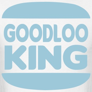 Good Looking: Burger Chain Parody T-Shirts - Men's T-Shirt