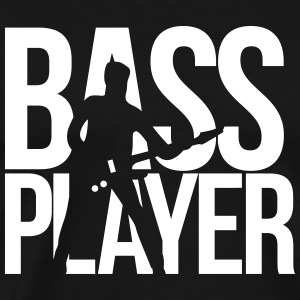 bassplayer T-Shirts - Men's Premium T-Shirt