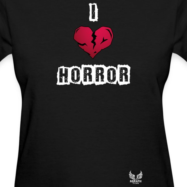 I Heart Horror Women's T-shirt