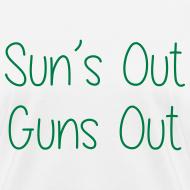 Design ~ Sun's Out Gun's Out
