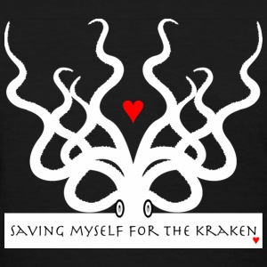 Women's Kraken Tee - Dark - Women's T-Shirt