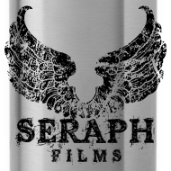 Design ~ Seraph Films Logo Water Bottle