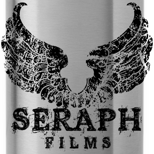 Seraph Films Logo Water Bottle