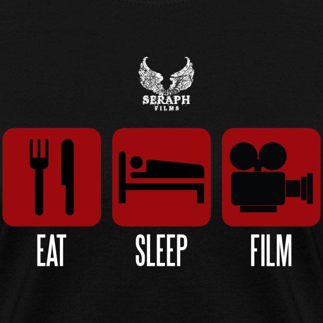 Eat Sleep Film Woman's Shirt