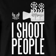 Design ~ I Shoot People Men's T-Shirt