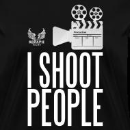 Design ~ I Shoot People Women's T-Shirt