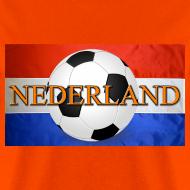 Design ~ Netherlands (Nederland) Dutch Soccer Jersy Tshirt