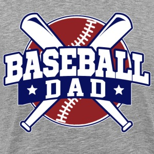 baseball_dad T-Shirts - Men's Premium T-Shirt