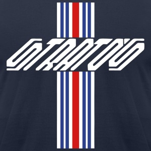 stratos T-Shirts - Men's T-Shirt by American Apparel