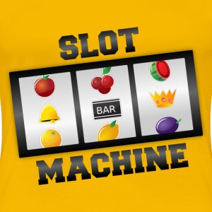 Slot Machine - Women's Premium T-Shirt