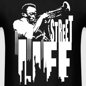 Street jazz - Men's T-Shirt