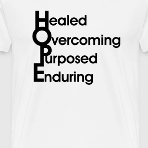 HOPE SHIRT - Men's Premium T-Shirt