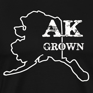 021-AK Grown T-Shirts - Men's Premium T-Shirt