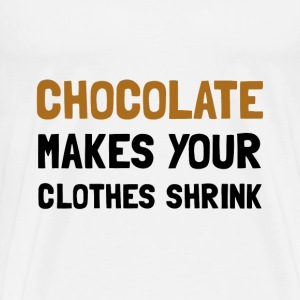 Chocolate Shrink - Men's Premium T-Shirt