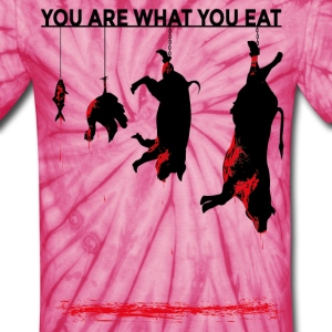 U are - Unisex Tie Dye T-Shirt