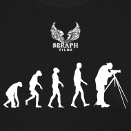 Design ~ Evolution of Film Woman's T-Shirt