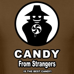 Candy From Strangers T-Shirts - Men's T-Shirt