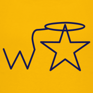 Design ~ Kids' NAVY Logo Wranglerstar