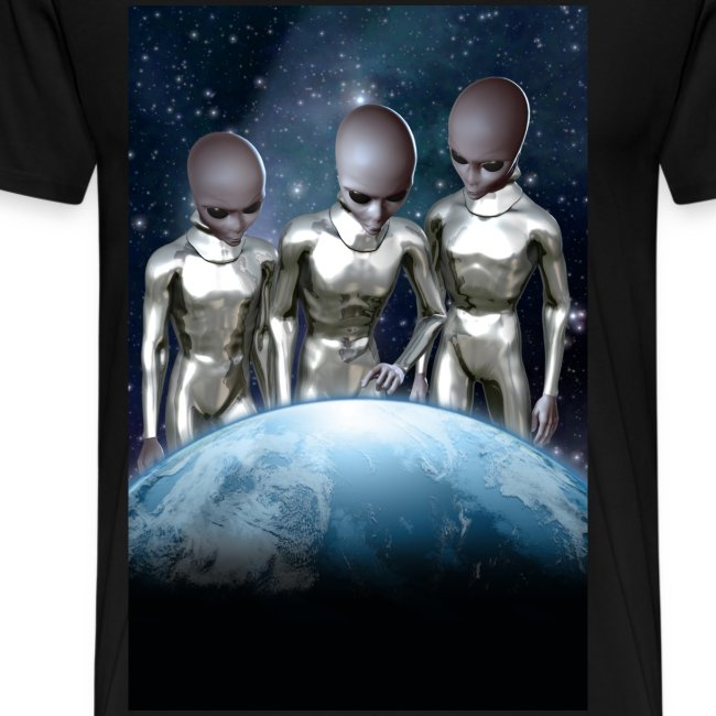 Alien watchers