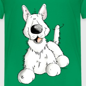 White German Shepherd Dog - Breed - Dogs Baby & Toddler Shirts - Toddler Premium T-Shirt