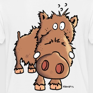 Funny Wild Boar Baby & Toddler Shirts - Toddler Premium T-Shirt