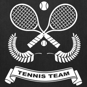 Tennis-Team Bags & backpacks - Tote Bag