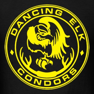Dancing Elk Condors Juno - Men's T-Shirt