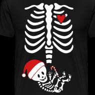 Design ~ Santa Skeleton (Non-Maternity)