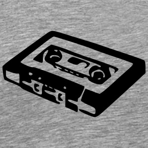 audio cassette - Men's Premium T-Shirt