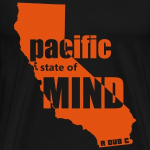 Pacific State of Mind v1.0 - Men's Premium T-Shirt