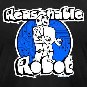 Reasonable Robot t shirt