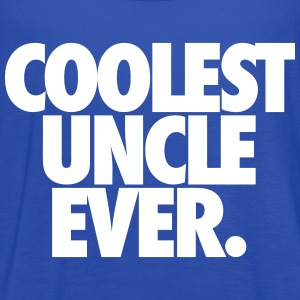 Coolest Uncle Ever Tanks - Women's Flowy Tank Top by Bella
