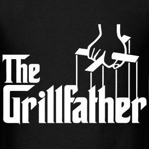 The Grillfather T-Shirts - Men's T-Shirt