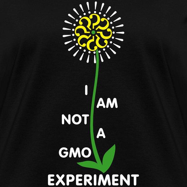 I am NOT a GMO experiment v2.0