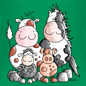 Funny Farm Animals Baby & Toddler Shirts - Toddler Premium T-Shirt