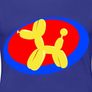 Balloon Animals - Balloon Dog Women's T-Shirts - Women's Premium T-Shirt