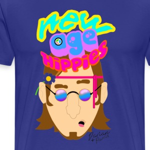 New Age Hippies - Men's Premium T-Shirt