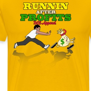 Runnin After Profits T-Shirts - Men's Premium T-Shirt
