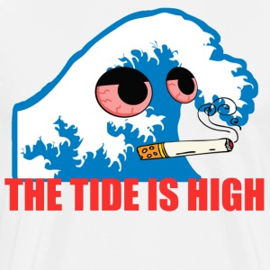 The Tide is High - Men's Premium T-Shirt