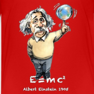 Albert E=MC 2 Kids' Shirts - Kids' Premium T-Shirt