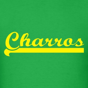 Charros Eastbound & Down - Men's T-Shirt