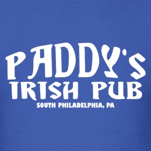 Paddy's Irish Pub It's Always Sunny In Philadelphi - Men's T-Shirt