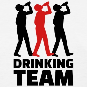 Drinking Team Women's T-Shirts - Women's T-Shirt
