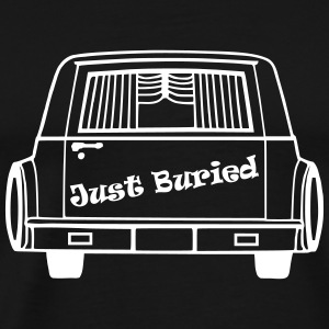 Hearse - Just Buried - Men's Premium T-Shirt