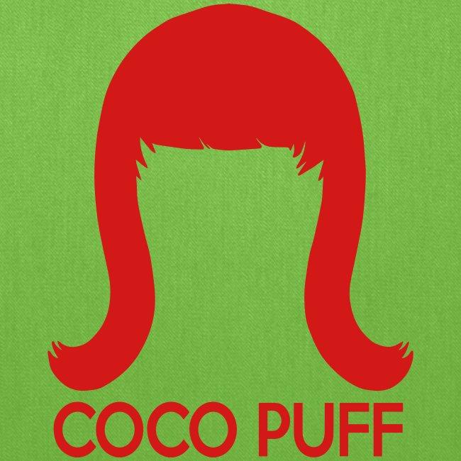Coco Puff Tote