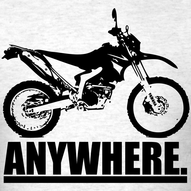 "Original ""ANYWHERE"" - Black Logo"