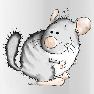 Sweet Chinchilla - Rodent Bottles & Mugs - Water Bottle